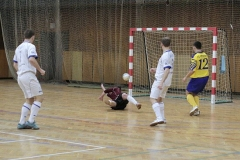 Olympik - Arsenal Benešov 15.3.2013